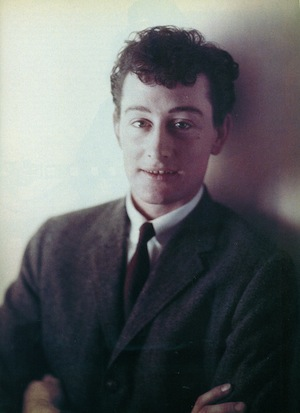 Buddy Holly without glasses