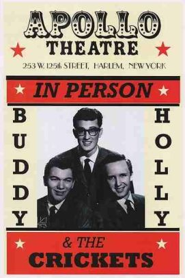 buddy-holly-and-the-crickets-at-the-apollo-poster